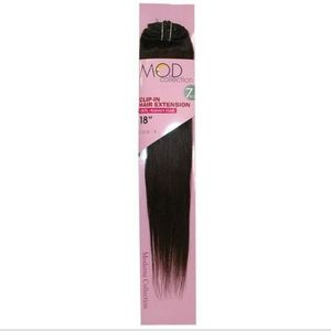 """New! Mod Collection 18"""" Clip in Hair Extensions"""